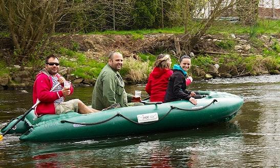 'raft Colorado - R4' Trips And Rental In Vyšší Brod