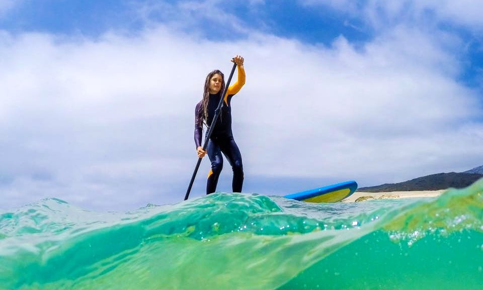 Paddlebording Lessons in Tarifa