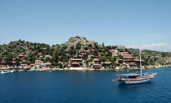 Kevoka Island Boat Tour In Antalya