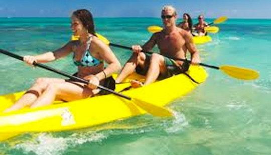 Kayak Rental & Lessons In Fort Lauderdale, Florida
