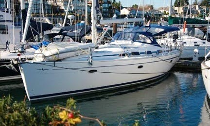 "Bavaria 43 ""Archer"" Sailing Yacht Charter In Comox"