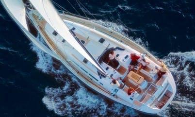 "Jeanneau 45 Sun Odyssey ""Sailaway"" Sailing Yacht In Comox"