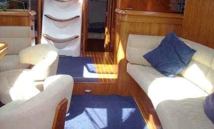 "Jeanneau 49 DS ""Norfinn"" Sailing Yacht In Comox"