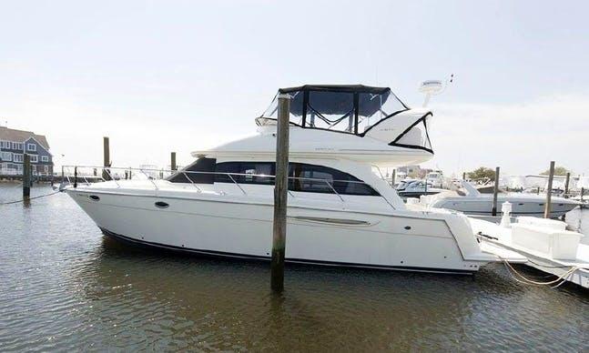 "Meridian 411 Sedan ""Once a Knight"" Yacht In Comox"