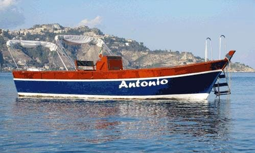 Boat Excursions In Italy