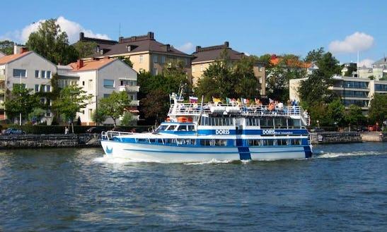 M/s Doris  Passenger Boat In Helsinki