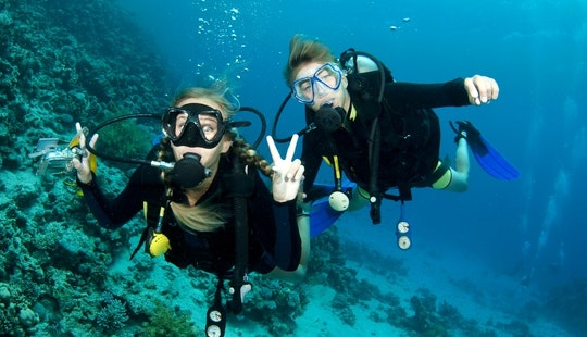 Diving Trips And Courses In Nusapenida