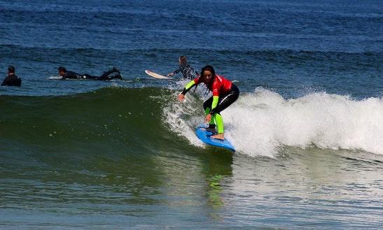 Surfing In Nigrán