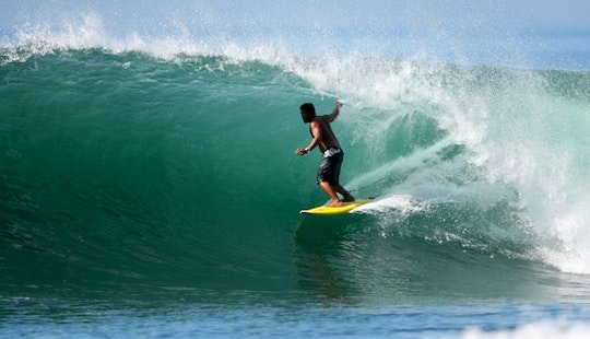 Surf Lessons With Experienced Local Guides In Denpasar Selatan, Bali