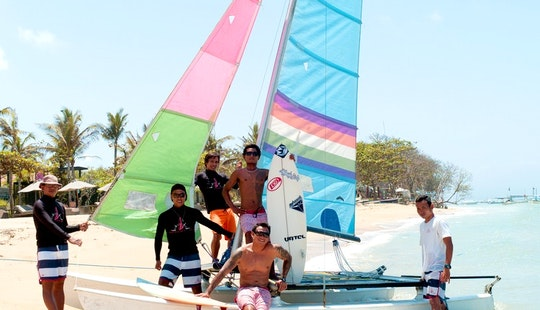 Beach Catamaran Rental In Denpasar Selatan