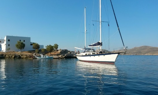 Sailing Yacht Rental In Rhodes, Greece