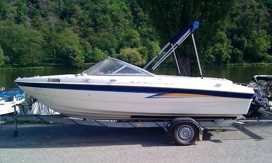 Bayliner 185 Sport Boat Hire In Davle