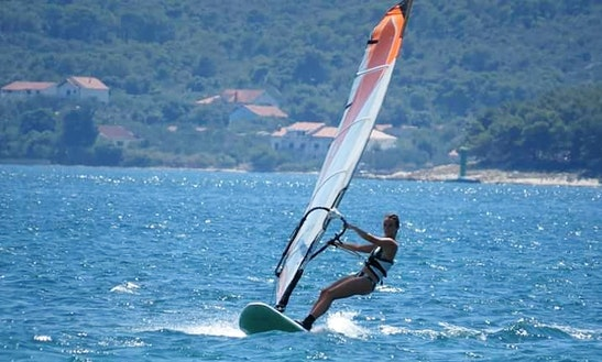 Windsurfing Courses & Rent In Sveti Filip I Jakov