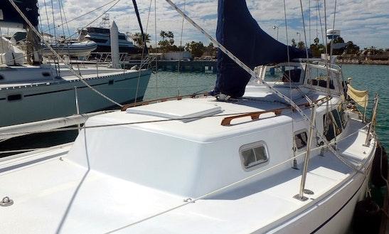 Sailing Charter On 34'
