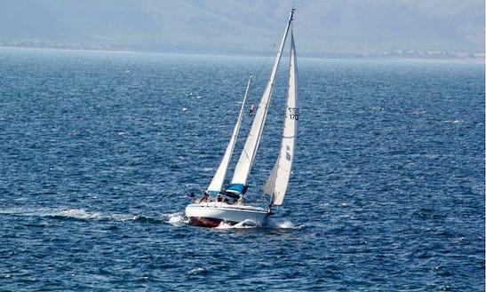 Sailing Charter On 41' Morgan Ketch In La Paz Baja, Mexico