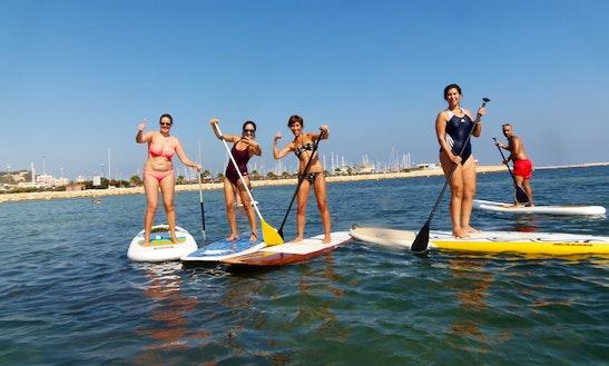 Paddleboard Rental In Altea