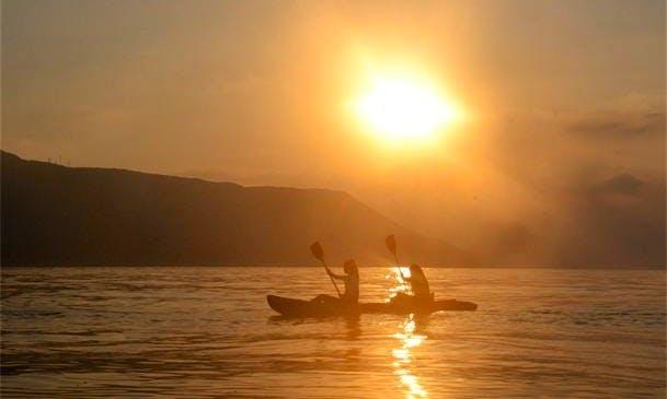 Double Kayaking Trips in Altea