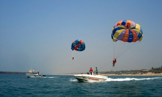 Parasailing In Cavelossim
