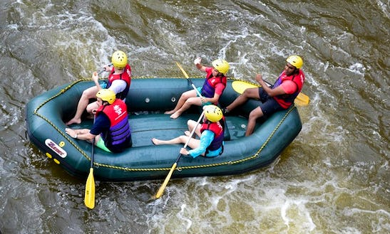 White Water Rafting Trips In Negombo