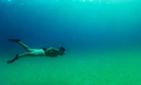 Snorkeling In Benidorm