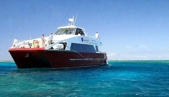 Boat Snorkelling Trips In Fitzroy Island