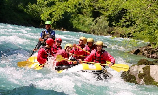 Daily Rafting Trips In Demonte