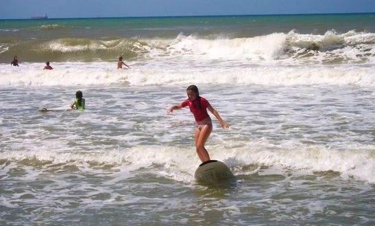 Surf Lessons In Fiumicino