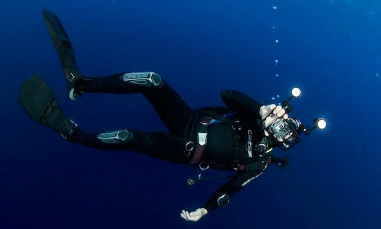 Scuba Lessons And Diving In Fornells