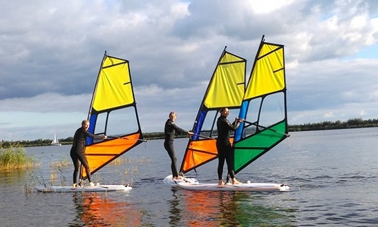 Windsurfing Lessons In Zeewolde