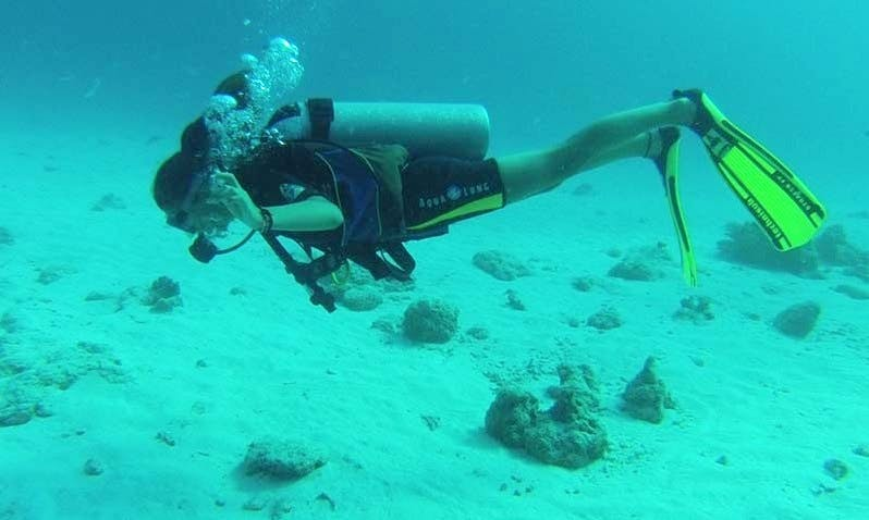 Scuba Diving Lessons In Zanzibar