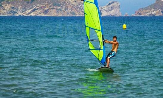 Windsurfing Courses In Torroella De Montgrí