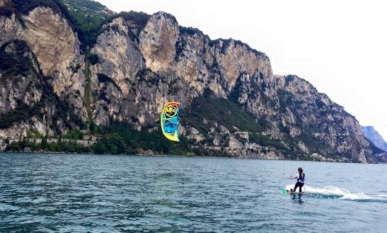 Kitesurfing Charter In Tremosine, Lombardia