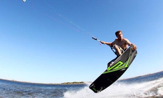 Learn Kiteboarding In Caleta De Famara, Lanzarote