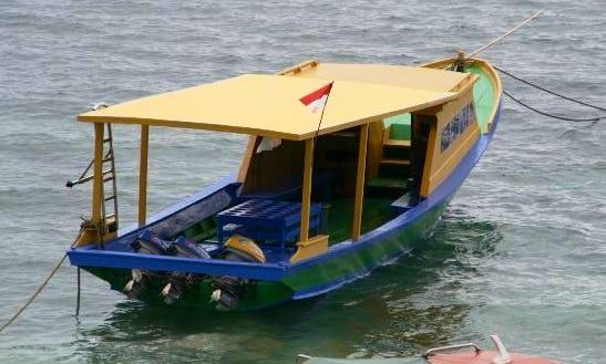 Daily Diving Trips In Bunaken
