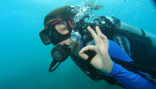 Boat Diving Excursions In Sporades