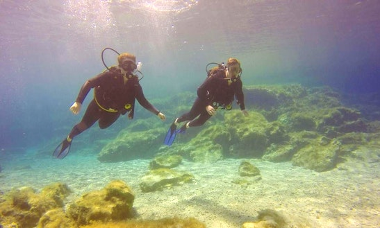 Scuba Diving Trips And Courses In Ayia Napa