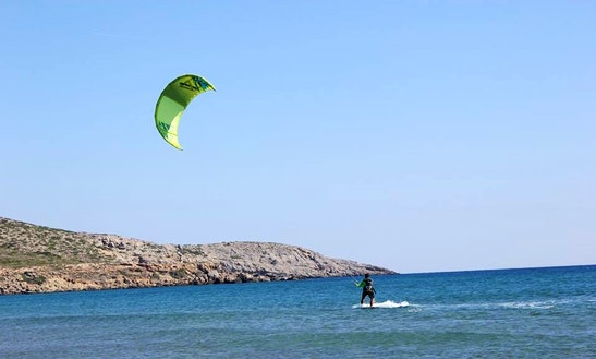 Kitesurfing Lessons In Rodos