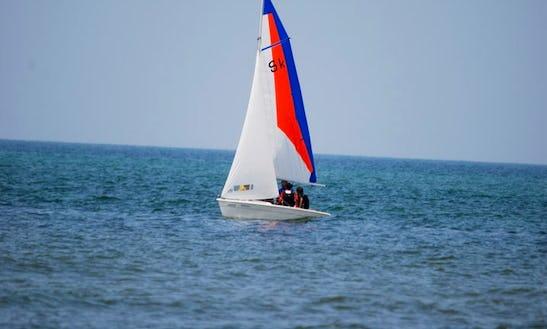 'skipper' Boat Sailing Lessons In Fiumicino & Rental