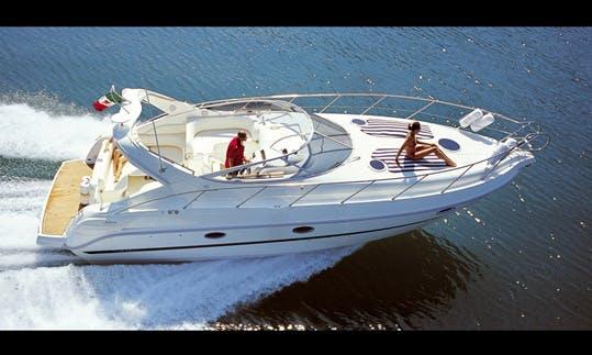 Cranchi Zaffiro 34 Motor Yacht Charter in Zvezdara