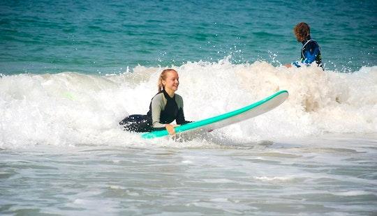 Surfboard Hire Equipment In Tarifa