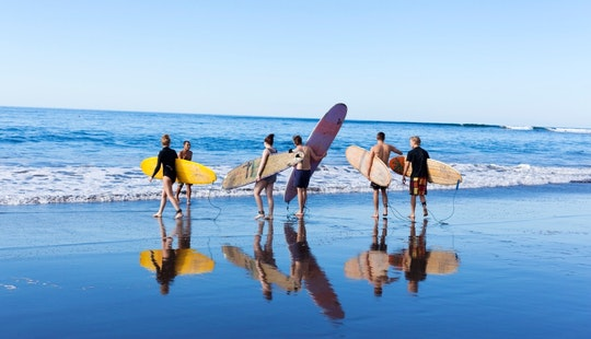 Surf Lessons In Costa Teguise