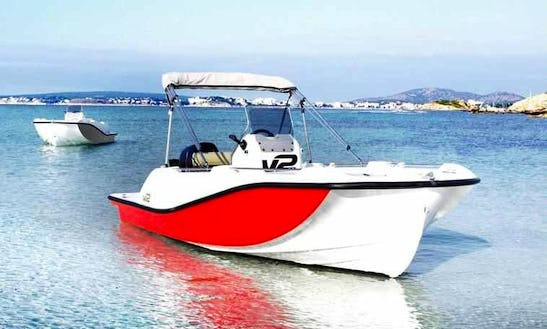 Deck Boat For Rent In Andratx