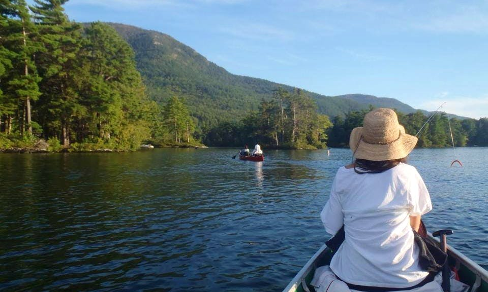 Whole day 2 Seater Canoe Rental in Dresden, New York