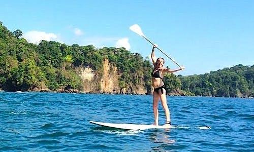 Paddleboard Rental & Lessons in Puntarenas, Costa Rica