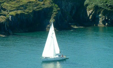 50' Bavaria 50 Cruiser Inishbeg Cruising in Cork, Ireland