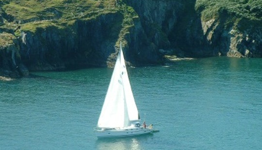 50' Bavaria 50 Cruiser Inishbeg Cruising In Cork, Ireland