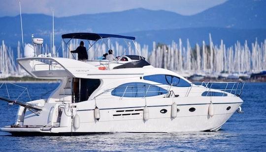 Motor Yacht Rental In Preveza
