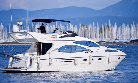 Motor Yacht Rental In Preveza