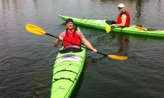 Create Your Own Self Guided Kayak Adventure In Victoria, British Columbia