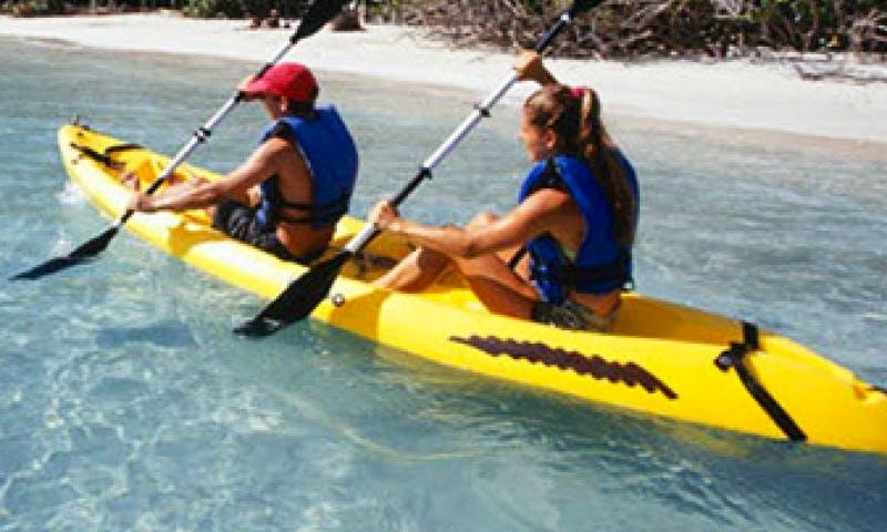 2 Seater Kayak Rental in Pompano Beach, Florida
